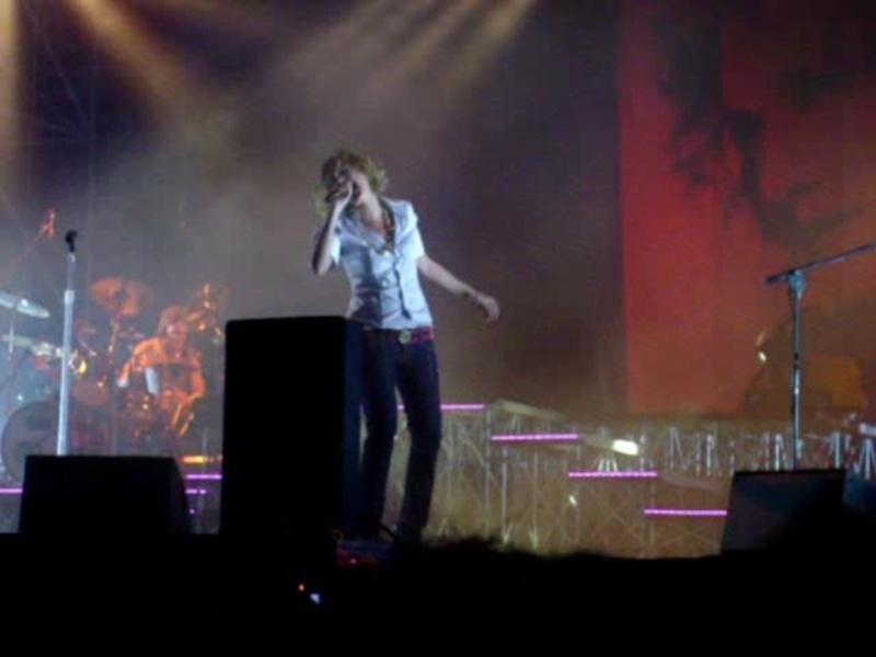 Irene Grandi in concerto a San Benedetto del Tronto