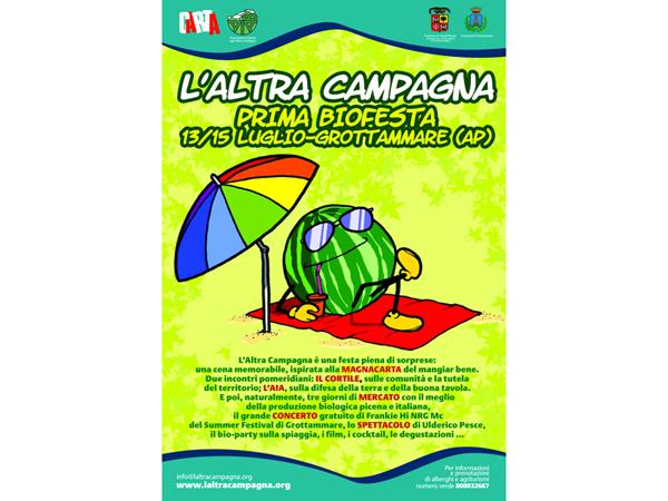 Il manifesto de L'Altra Campagna 2007