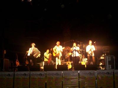 Il concerto de I Lautari a Stella di Monsampolo