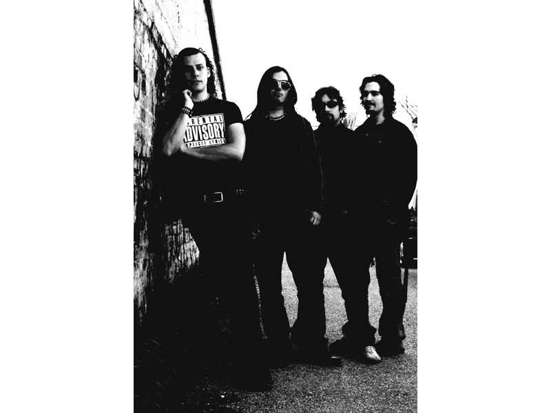 Il gruppo rock dei Lotus
