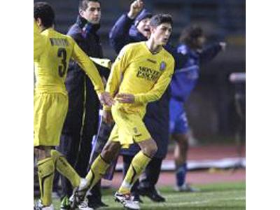 20 dicembre 2006: Federico Melchiorri fa il suo esordio in serie A al 91' di Empoli-Siena