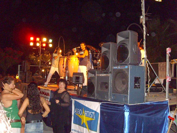 L'esibizione latino-americana