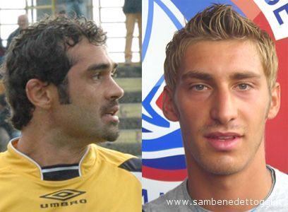 Stefano Visi e Giacomo Bindi