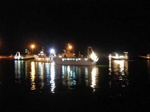 Pescherecci in mare per la ripresa dell'attività di pesca