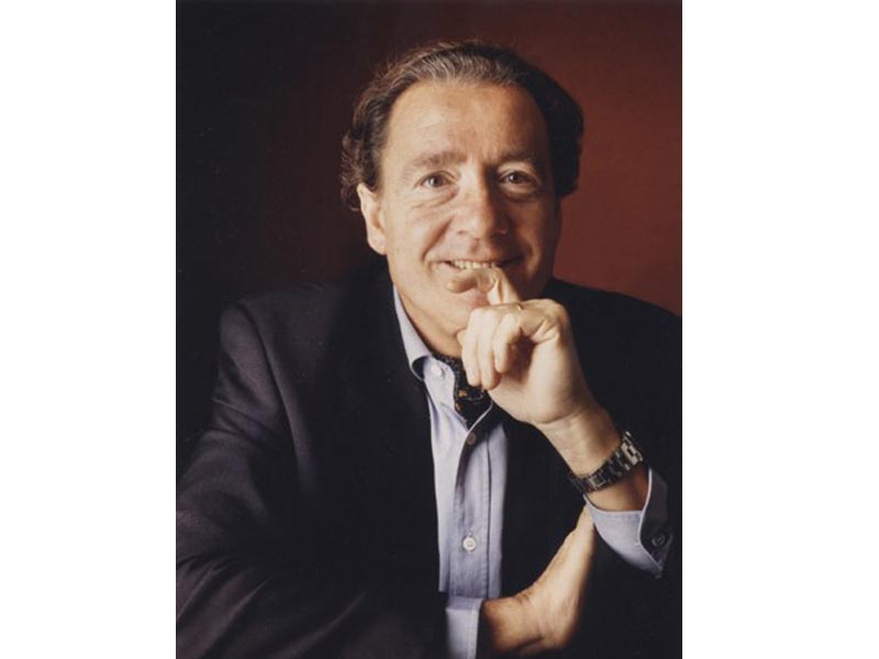 Il pianista Francois-Joel Thiollier, Premio alla carriera Liszt 2007