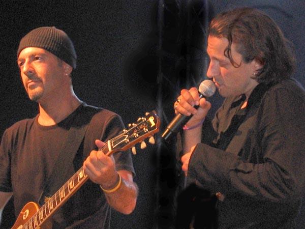 Achtung Babies, tributo agli U2