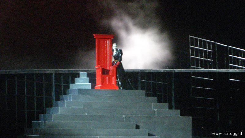 Lady Macbeth intepretata da Olha Zhuravel