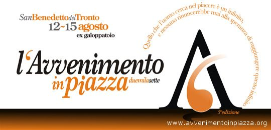 Il logo della manifestazione