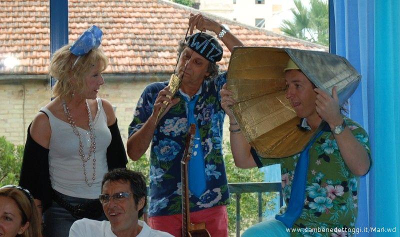 La Witz Orchestra, ospite di Cabaret Amoremio! 2007 si prepara per un tributo musicale a Carla Signoris