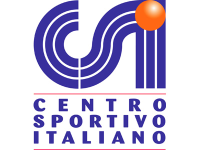 Il logo del Centro Sportivo Italiano