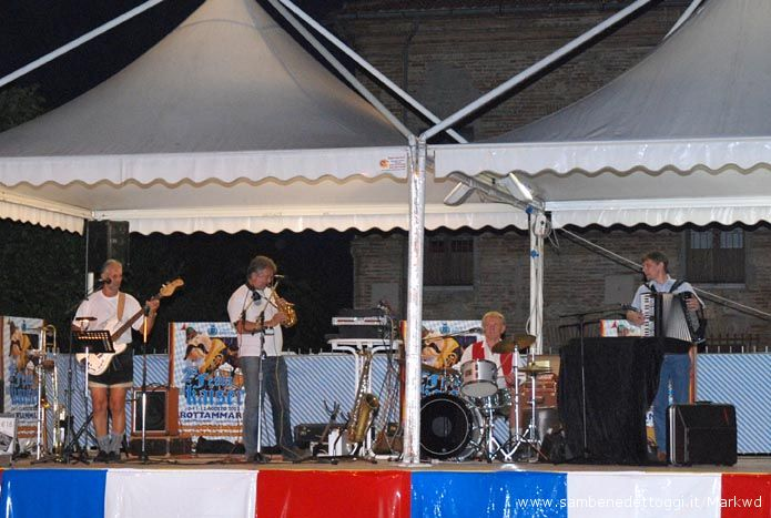 Anche la musica, oltre al cibo, è tipica bavarese