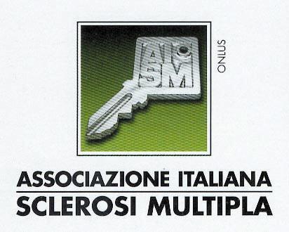 Il logo dell'Aism