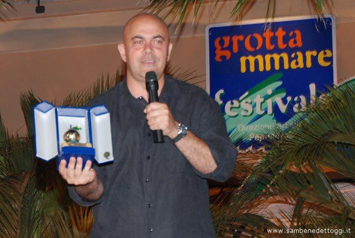 Maurizio Crozza, Arancia d'Oro 2007
