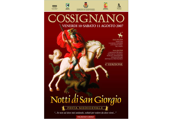 Le notti di San Giorgio