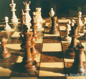 Torneo di scacchi al Sea Club