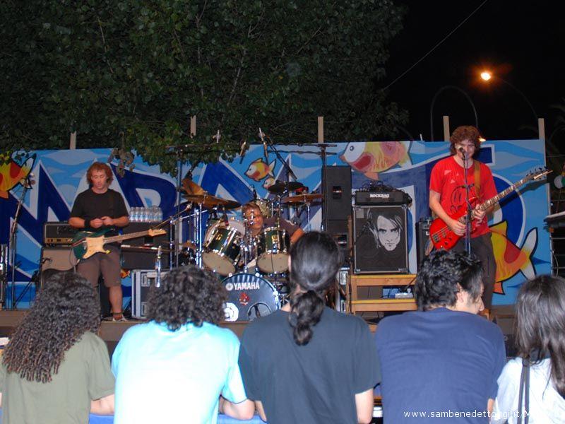 La band Scarabocchio