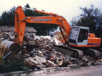 I primi soccorsi durante i tragici giorni del terremoto che colpì le Marche e l'Umbria nel 1997
