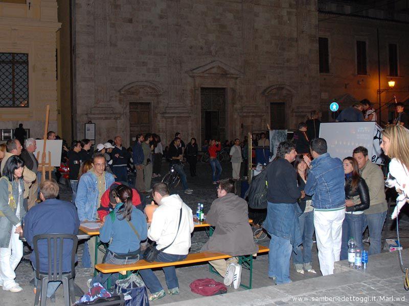8 settembre, V-Day anche ad Ascoli Piceno