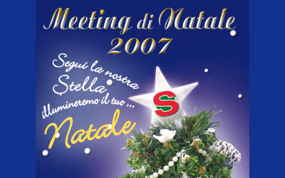 Spinsanti Packing organizza il Meeting di Natale 2007