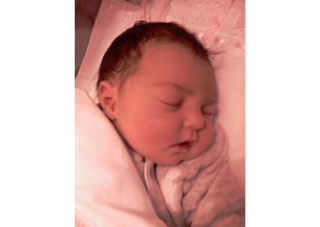 Fiocco rosa da Hole 23: è nata Camilla Corradetti