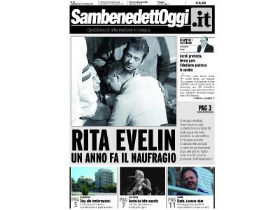 Sambenedettoggi.it: la copertina dell'edizione di venerdì 26 ottobre