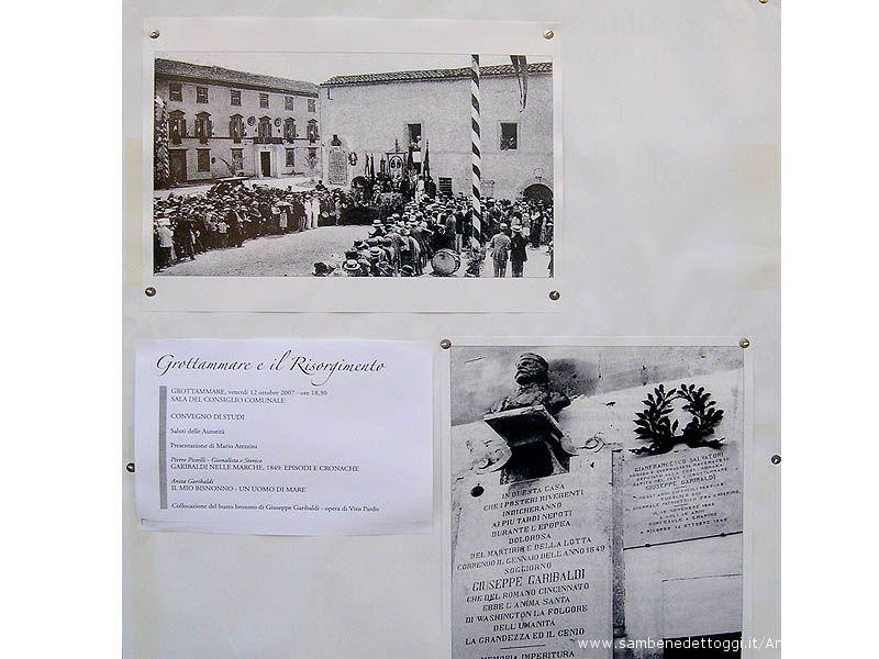 Un convegno in occasione del bicentenario della nascita di Garibaldi con la pronipote Anita