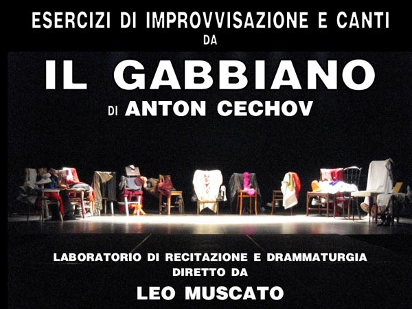 Gabbiani di Leo Muscato