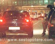 Il fenomeno della prostituzione in strada crea molti problemi di decoro e ordine pubblico