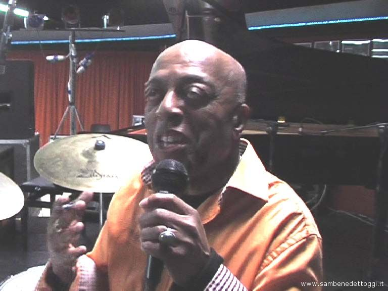 Roy Haynes al Bitches Brew Jazz Club