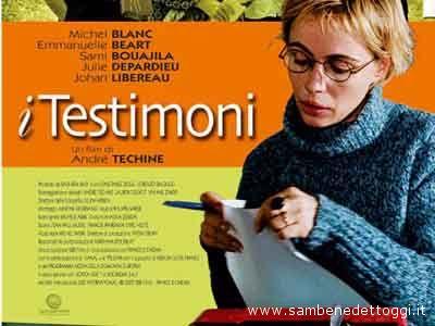 I testimoni di André Téchiné