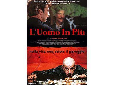 La locandina del film di Paolo Sorrentino