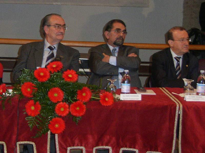 Paolo D'Aristotile, Mario Baldassarri e Mario Giuliacci