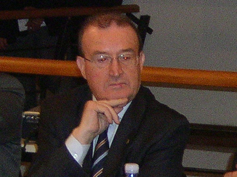 Il metereologo Mario Giuliacci
