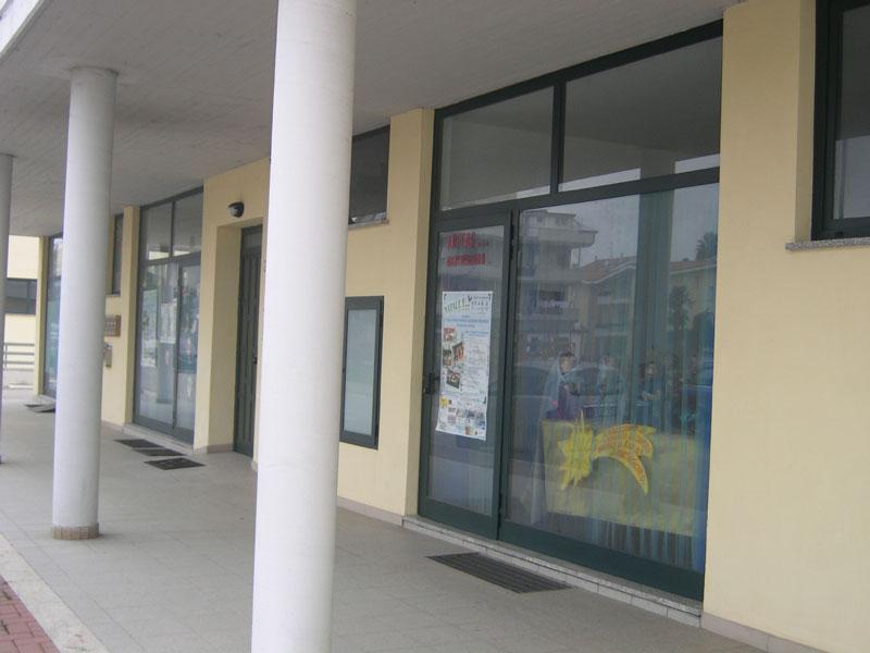 La sede dell'associazione anffas a Martinsicuro
