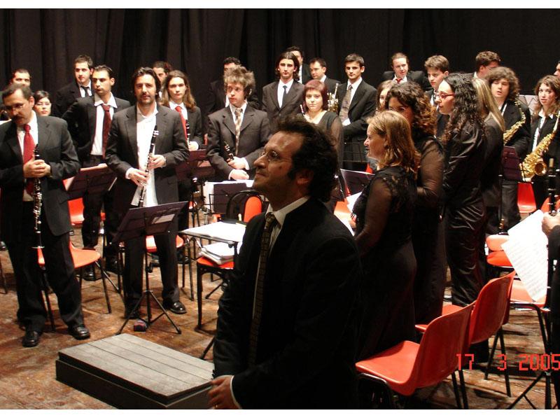 L'Orchestra Laboratorio Ensemble si è costituita nel 1998 da un'idea di Federico Paci