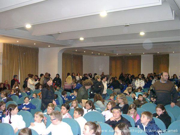 Sala Kursaal per la III Giornata delle Marche