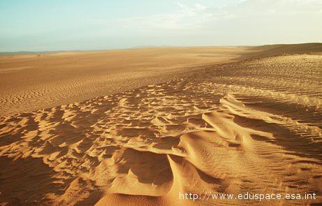 Il deserto del Mali vicino Timbuctu