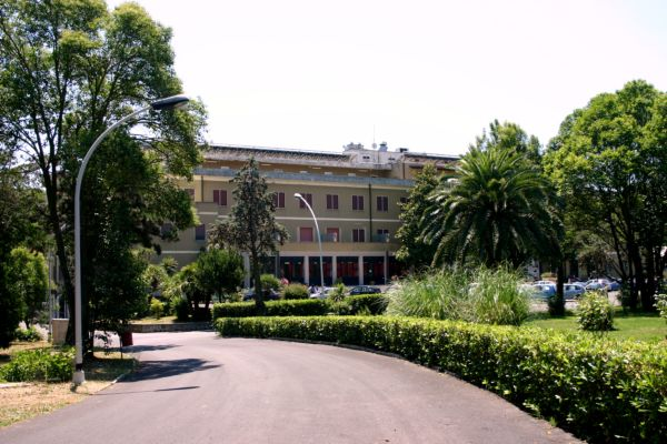 La sede dell'università La Sapienza