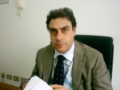 Pierangelo Guidobaldi, presidente dell'Ente Porto di Giulianova