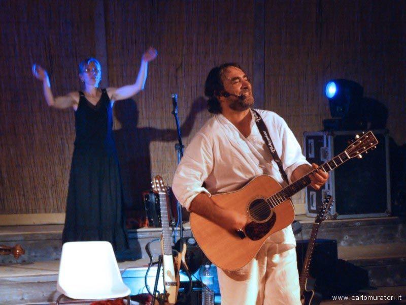 Il musicista siciliano Carlo Muratori