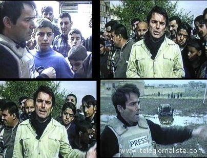 Duilio Giammaria in alcune immagini televisive (www.telegiornaliste.com)