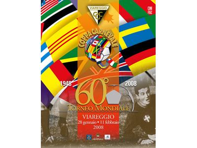 Coppa Carnevale: il manifesto dell'edizione 2008