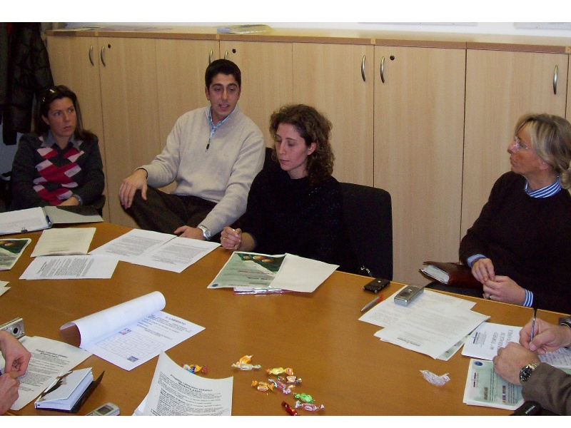 Da sinistra: Carla Civardi, Andrea Viozzi, Ileana Piunti.