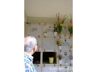 Il cimitero di San Benedetto