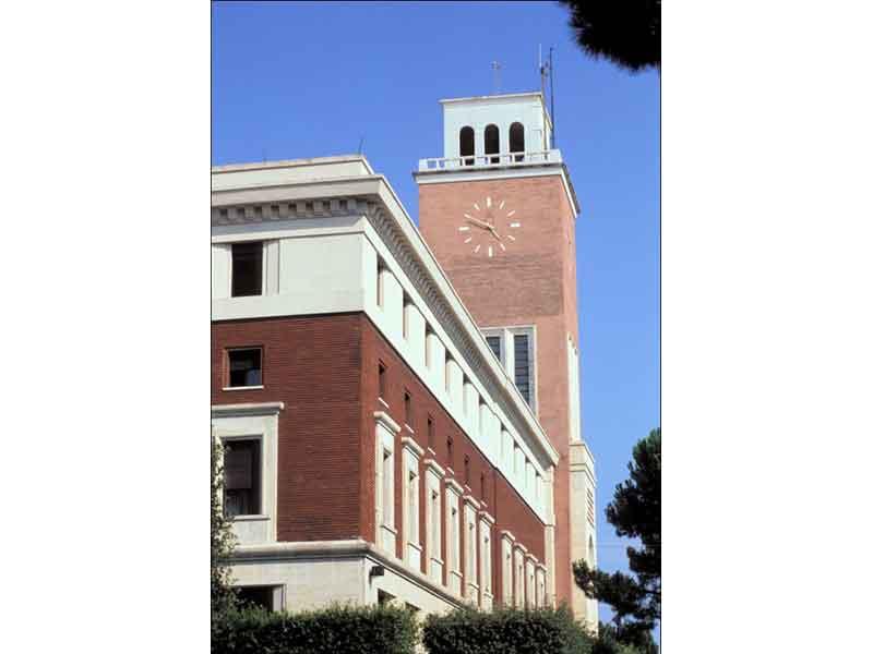 Il Municipio di Pescara