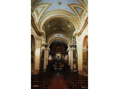 Il santuario Beato Bernardo di Offida