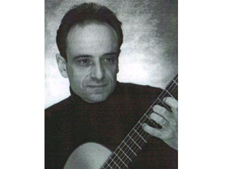Il chitarrista del trio, Francesco di Giovanni