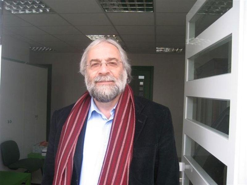 Il presidente della Cia Giorgio De Fabritiis