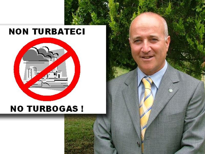 Argeo Iachini: «La Regione valuti l'opportunità di un altro sito per la Turbogas»