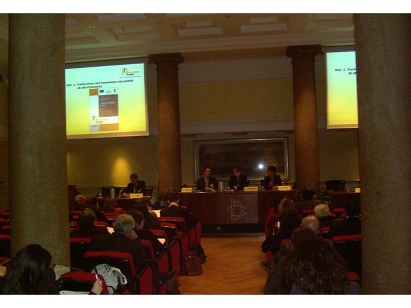 La conferenza che si è tenuta a roma lunedì 25 febbraio